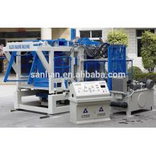 Полностью автоматическая машина для производства бетонных блоков для Пакистана