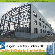 Light Steel Structure Workshop Warehouse Building Design, Manufacture and Installation