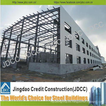Fábrica de construcción de bajo costo