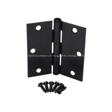 Dobradiças de porta escondidas de alta qualidade da cabeça do rebite de 3.5inch