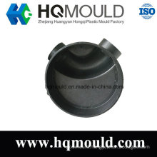 Plastic Elbow Inspection Chamber Injection Mould for Sewage Water System