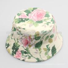 Симпатичные Детские Летние Солнце Шляпы Собственные Цветочные Коврики Ведра