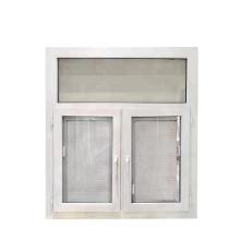 Bay window 3 panel triple pvc casement window