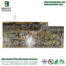10-layers Multilayer PCB FR4 Tg175 ENIG 2U