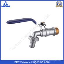 Bibcock del agua del latón del precio de fábrica para el agua (YD-2005)