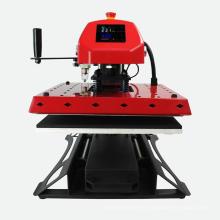 FJXHB1 máquina neumática de la prensa del calor Máquina de impresión de la sublimación de la camiseta