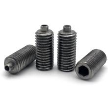 DIN915Stainless Steel Hex Socket Set Screws Dog Point