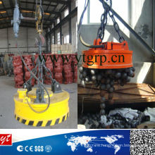 Scrap Magnetic Lifter,Scrap Lifting Electromagnet,electromagnetic lifting magnets
