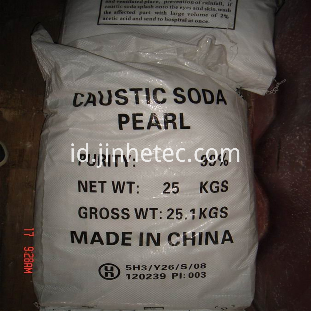 Caustic soda24