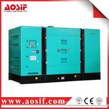 Super silent Air-cooled avr diesel generator powered by Cummins engine