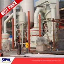 Indonesia utilizó la unidad de molienda de clínker para fosfato de roca