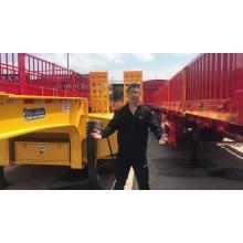 Trailer de caminhão de baixo preço e alta qualidade