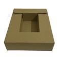 Presente de caixa de armazenamento grande de papelão ou kraft
