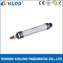 Cylindre d'air à double effet en aluminium Mal40-160