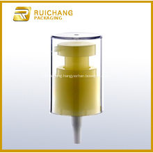 20mm Cosmetic Lotion Pump with AS Overcap
