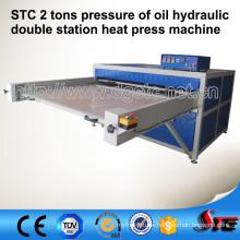 Große Format-automatische Öl-hydraulische Hitze-Presse-Maschine
