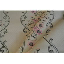 2016 1005 Polyester Jacquard Fabric on The Satin Base (FHT32005B)