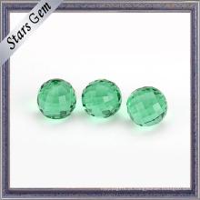 Grânulos de cristal diferentes da cor do tamanho 8-15mm diferentes