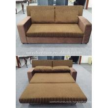 popular hot design hotel sofa bed XYN2635