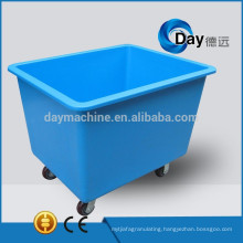 HM-23 fiberglass commercial laundry carts without rubbermaid, big sink hospital laundry carts, STOCK hospital laundry trolleys