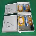 Настенный волоконно-оптический распределительный ящик 24 сердечника