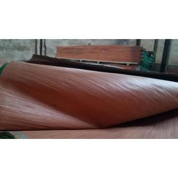 Дешевые Сапеле Проектированная Облицовка 0,2-0,6 мм, Рекон облицовкой sapele