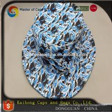 Мода высокого качества camo ведро шляпа Гавайи печатной ткани