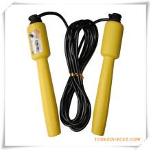 Cuenta Saltar Cuerda de Fitness y Hight Quality for Promtion (OS07029)