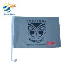 factory direct sale customized sport team car mini flags