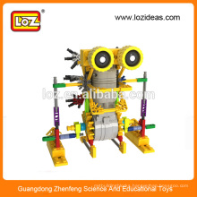 LOZ B/O Robot educational toys robot kit