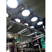 Diferentes potencias de luz LED industrial para iluminación comercial