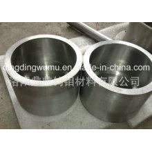 Crucible puro personalizado do tungstênio para o revestimento da evaporação do vácuo de PVD