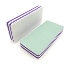Nail buffer block eva foam polishing super quick shine nail file