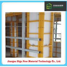 6061-T6 Encofrado de aluminio para la construcción de edificios