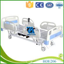 BDE206 Ökonomisches Design 3 Funktion elektrisches medizinisches ICU Bett