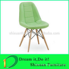 PU leather leisure visitor chair