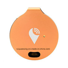 Anti-lost tracker Locator for phone, key, pets and wallet-Rose gold