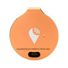 Localizador de rastreador anti-perdido para telefone, chave, animais de estimação e carteira - ouro rosa