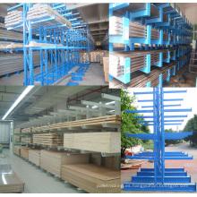 Warehouse Cantilever Racking para tubos