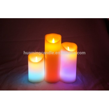 cambiando colore led candle led led candle