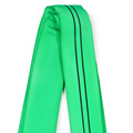 2 Ton 2M Or OEM Length Polyester 2T Round Lifting Sling Belt Green Color Safety Factor 8:1 7:1