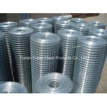 Армированная оцинкованная сталь Сварная сетка
