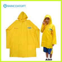 Benutzerdefinierte Marke PVC Kinder Regenmantel