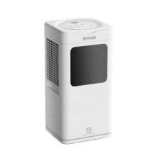 CB CE GS RoHS hot selling high efficient cooling evaporative portable air conditioner type DC remote control for business using