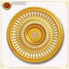 Panneau de plafond artistique Golden Banruo pour décorations à la maison