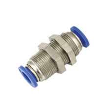 brass pneumatic tube joint PMM fitting 4mm 6mm 8mm 10mm 12mm 16mm