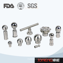 Stainless Steel Food Grade Spray Cleaning Ball (JN-CB2002)