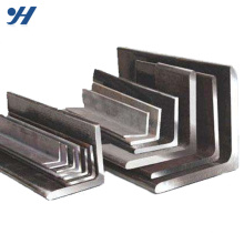 Factory Directly Provided steel angle iron price list and steel angle standard sizes