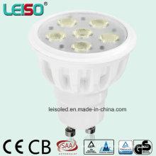 Refletor do diodo emissor de luz do tamanho padrão 480lm Epistar (LS-S505-GU10-EWW / EW)