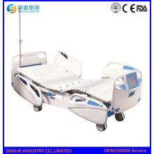 Muebles de hospital eléctrico de cinco funciones camas médicas